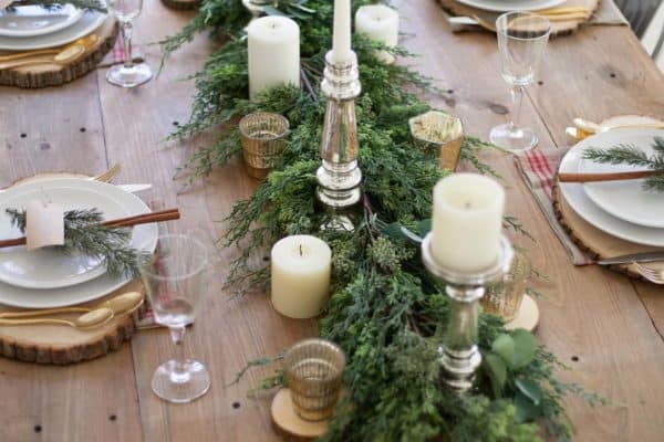 featured posts image for 33 Inspiring Christmas decor ideas to elevate your dining table