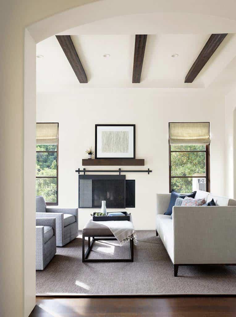 Mediterranean Style Dwelling Jute Interior Design 01 1 Kindesign