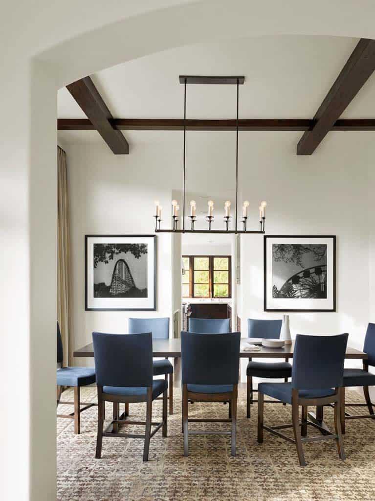 Mediterranean Style Dwelling Jute Interior Design 02 1 Kindesign