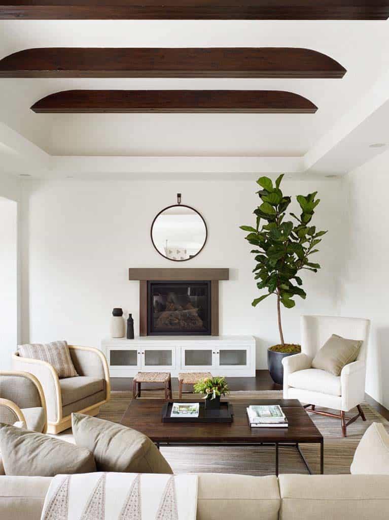 Mediterranean Style Dwelling-Jute Interior Design-03-1 Kindesign