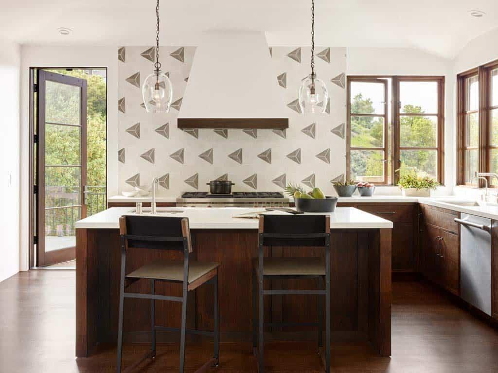 Mediterranean Style Dwelling-Jute Interior Design-07-1 Kindesign