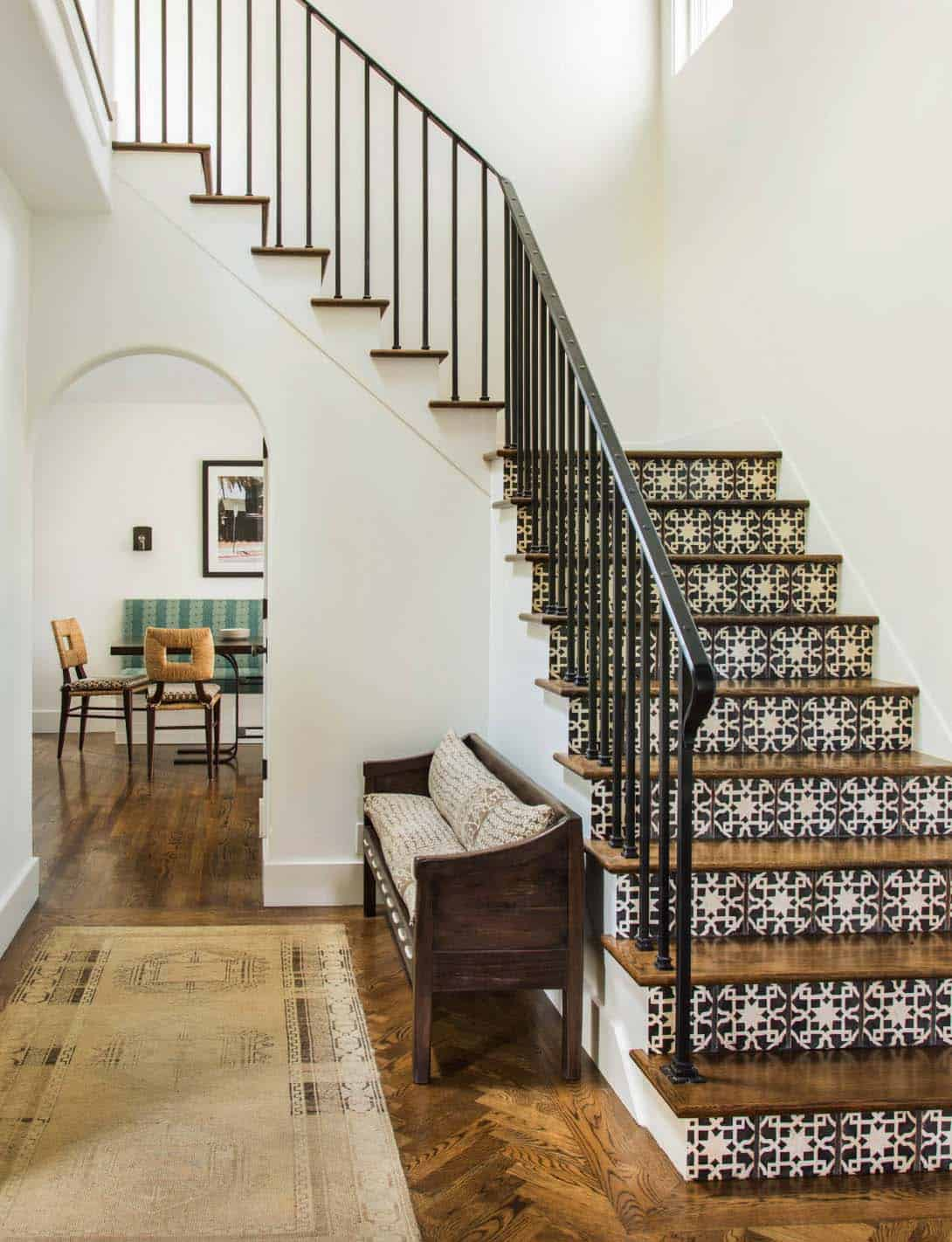 Mediterranean Style Home-Jute Interior Design-07-1 Kindesign