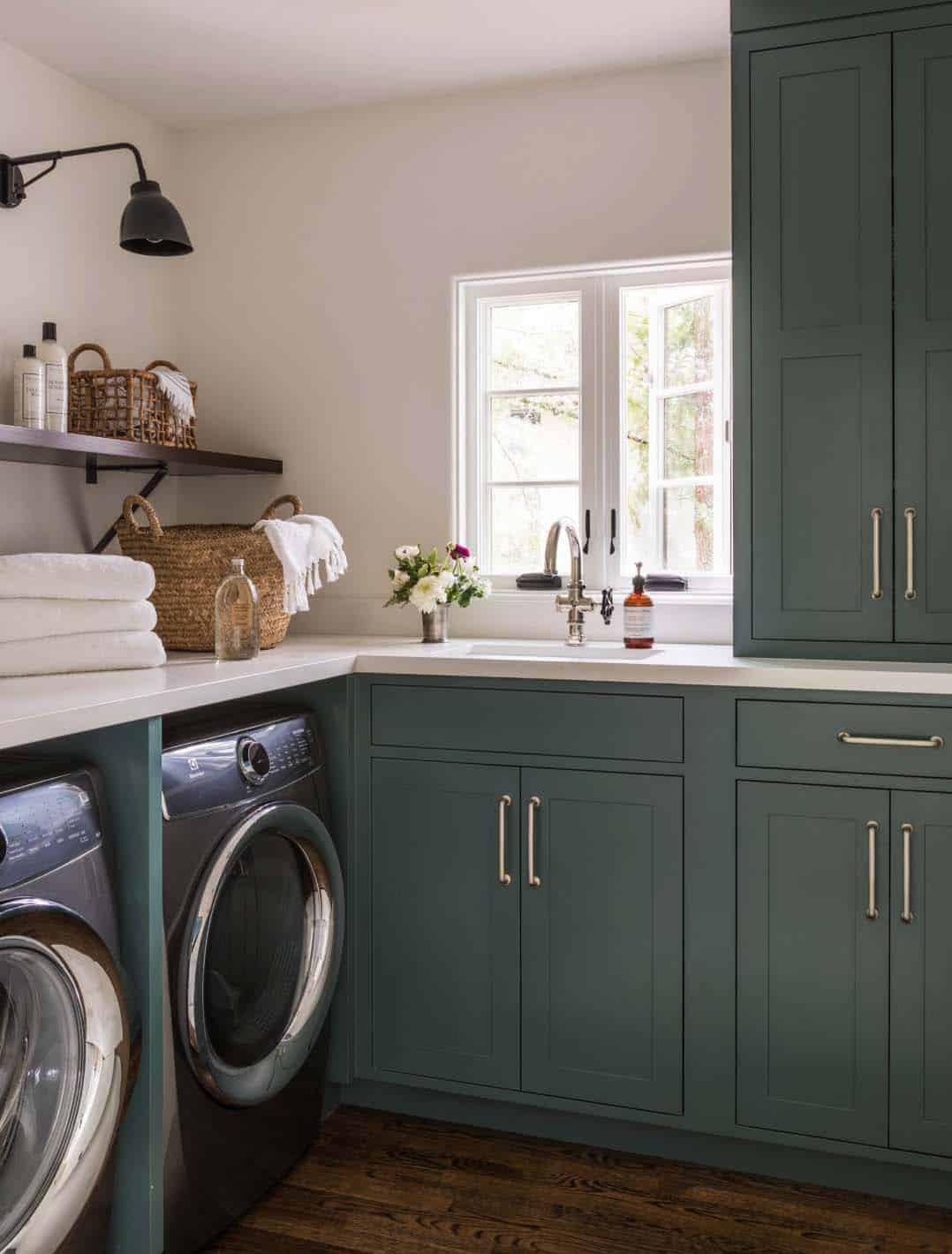 Mediterranean Style Home-Jute Interior Design-09-1 Kindesign