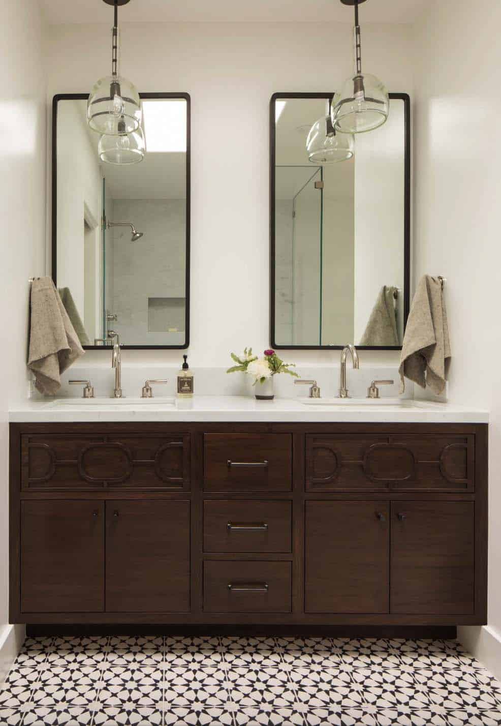Mediterranean Style Home-Jute Interior Design-11-1 Kindesign