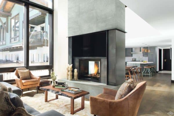 featured posts image for Phenomenal condo in the Lodge at Vail boasts stylish open layout