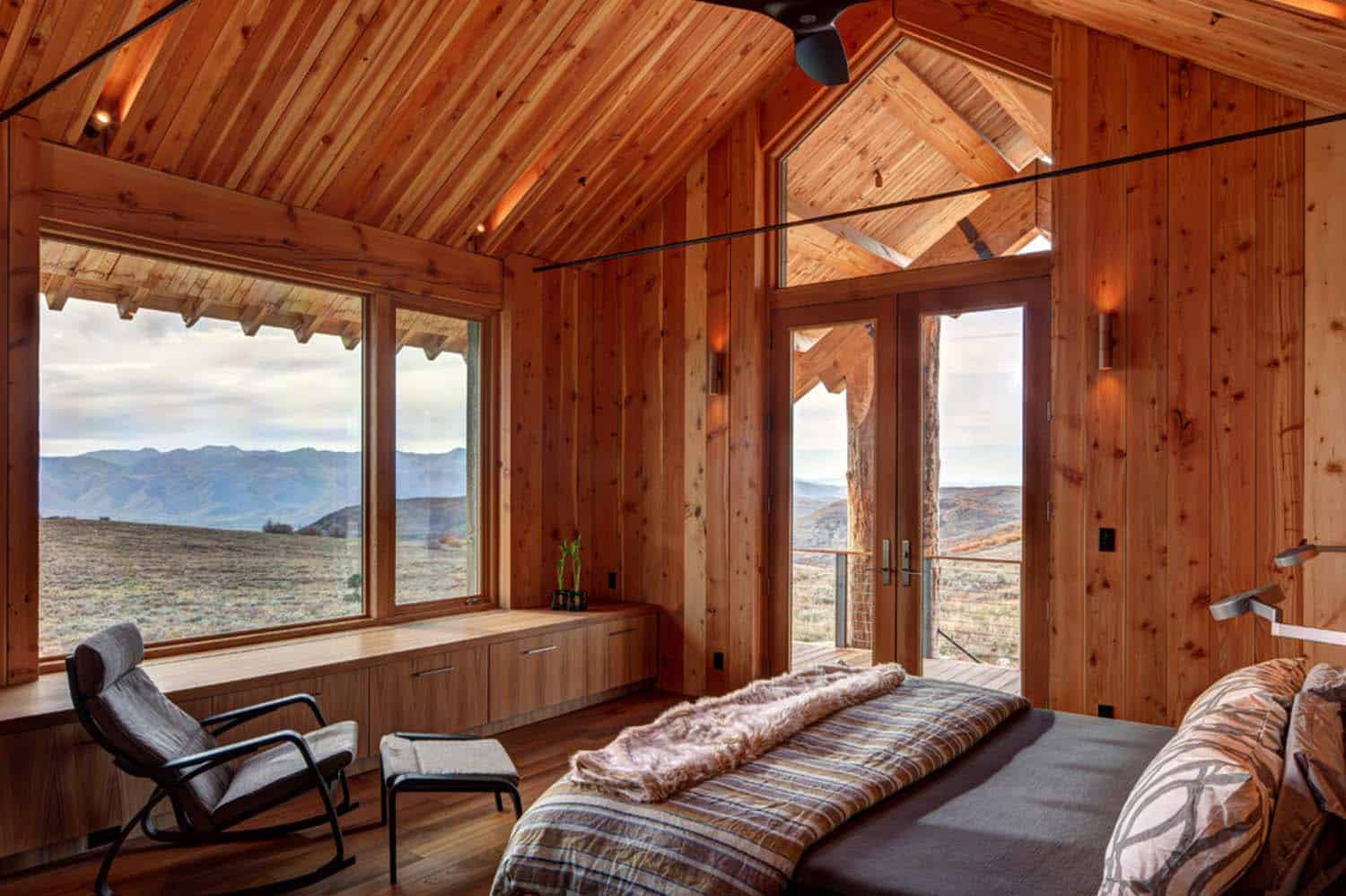 Modern Rustic Log Home-Shubin Donaldson Architects-20-1 Kindesign