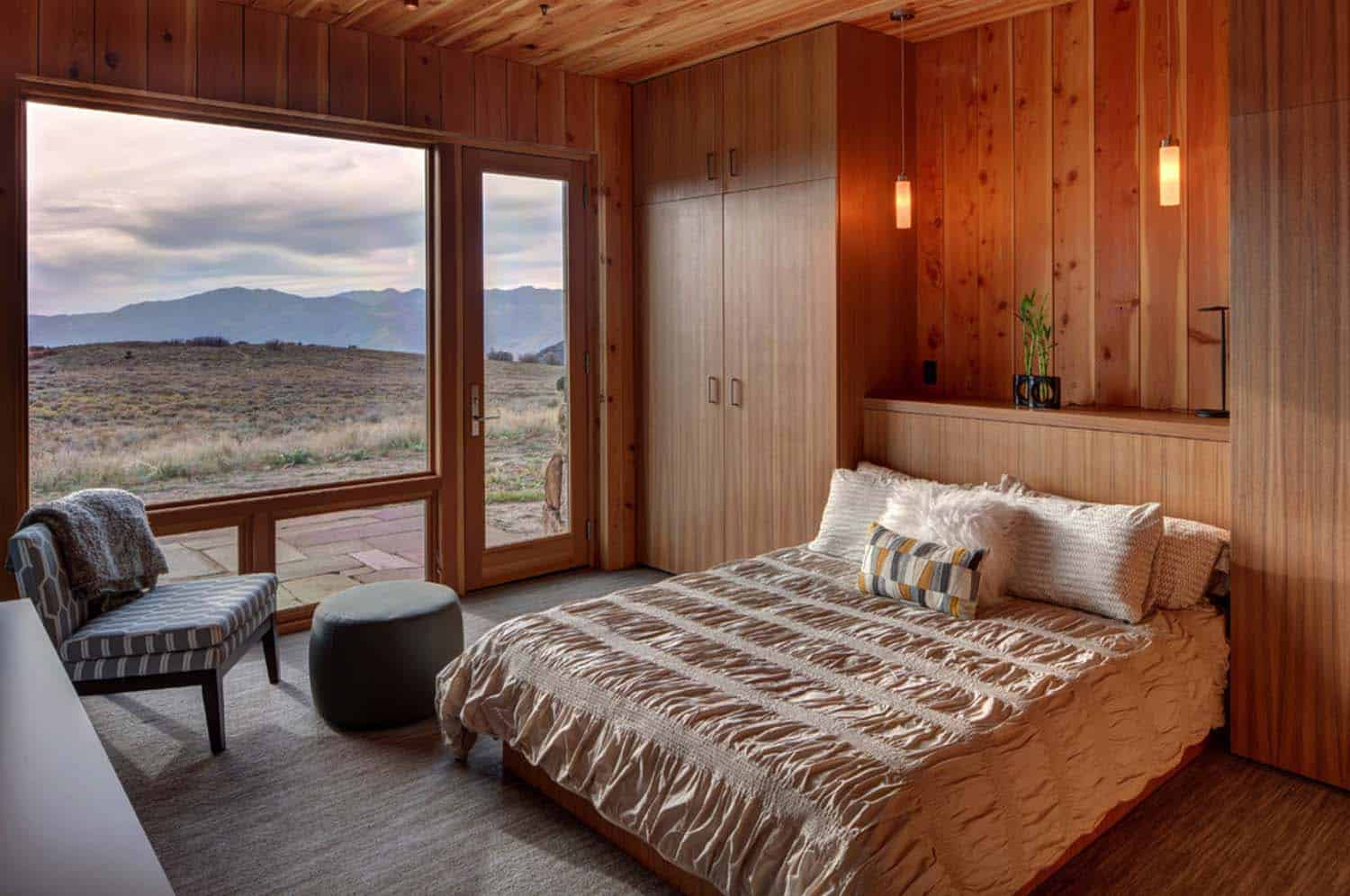 Modern Rustic Log Home-Shubin Donaldson Architects-21-1 Kindesign