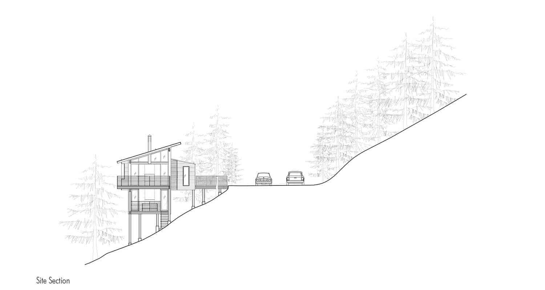 Modern Ski Chalet-Robitaille Curtis-19-1 Kindesign