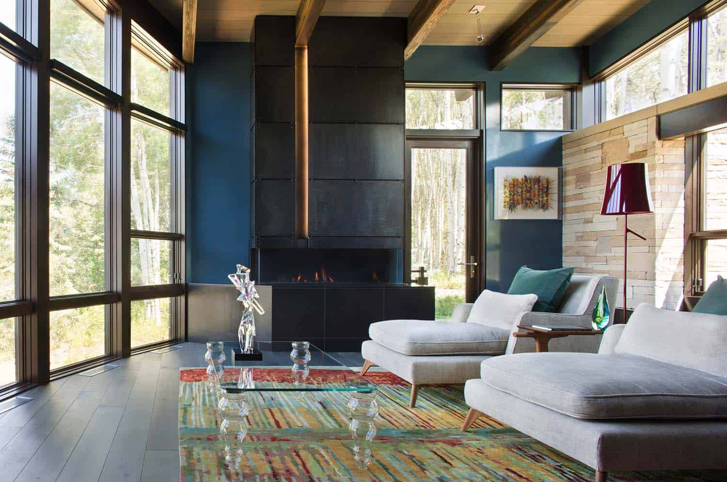 Mountain Contemporary Home-RKD Architects-05-1 Kindesign