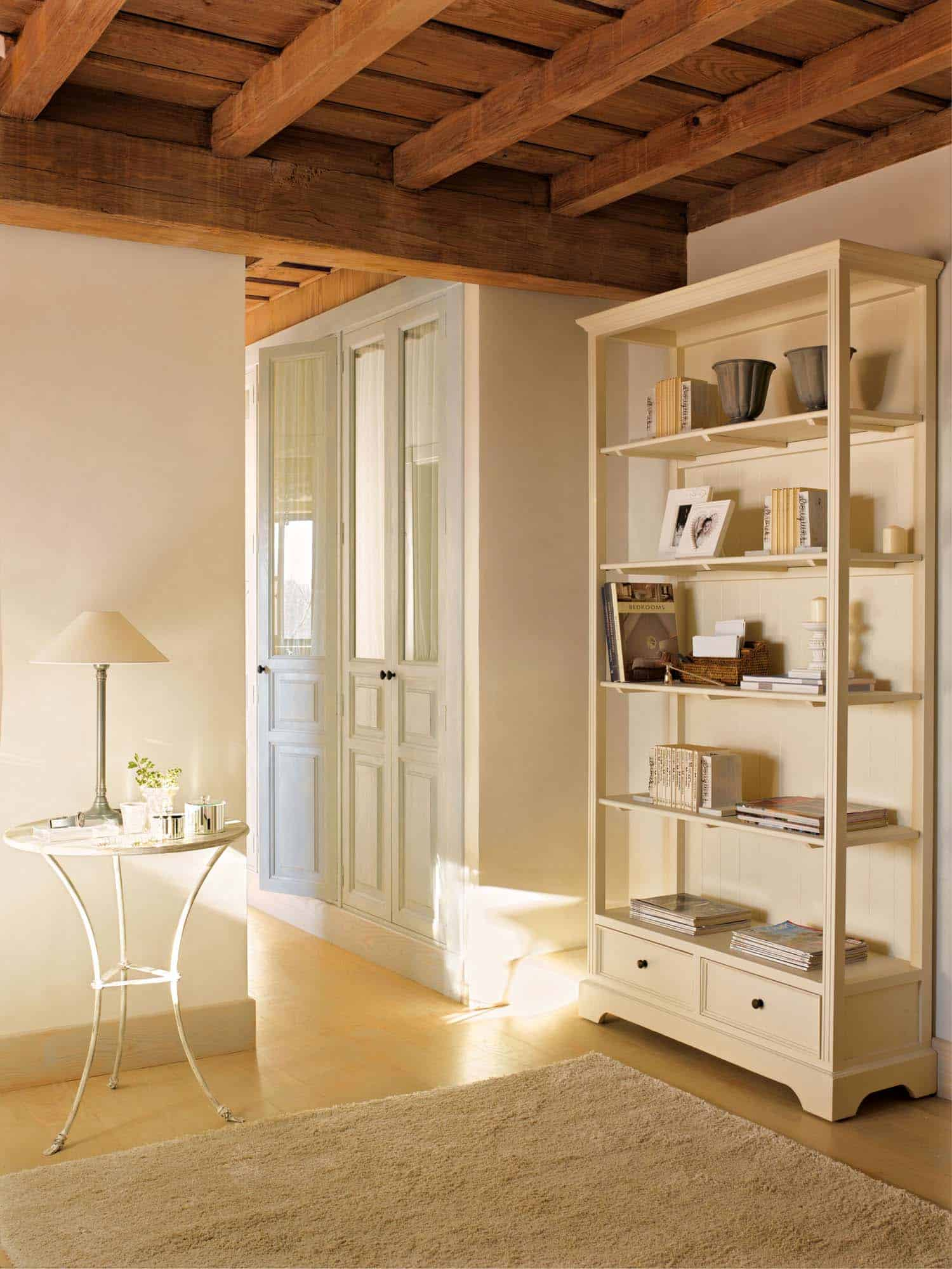 Captivating Rustic Home In The Spanish Countryside With Modern Charm # Muebles Lifetime Espana