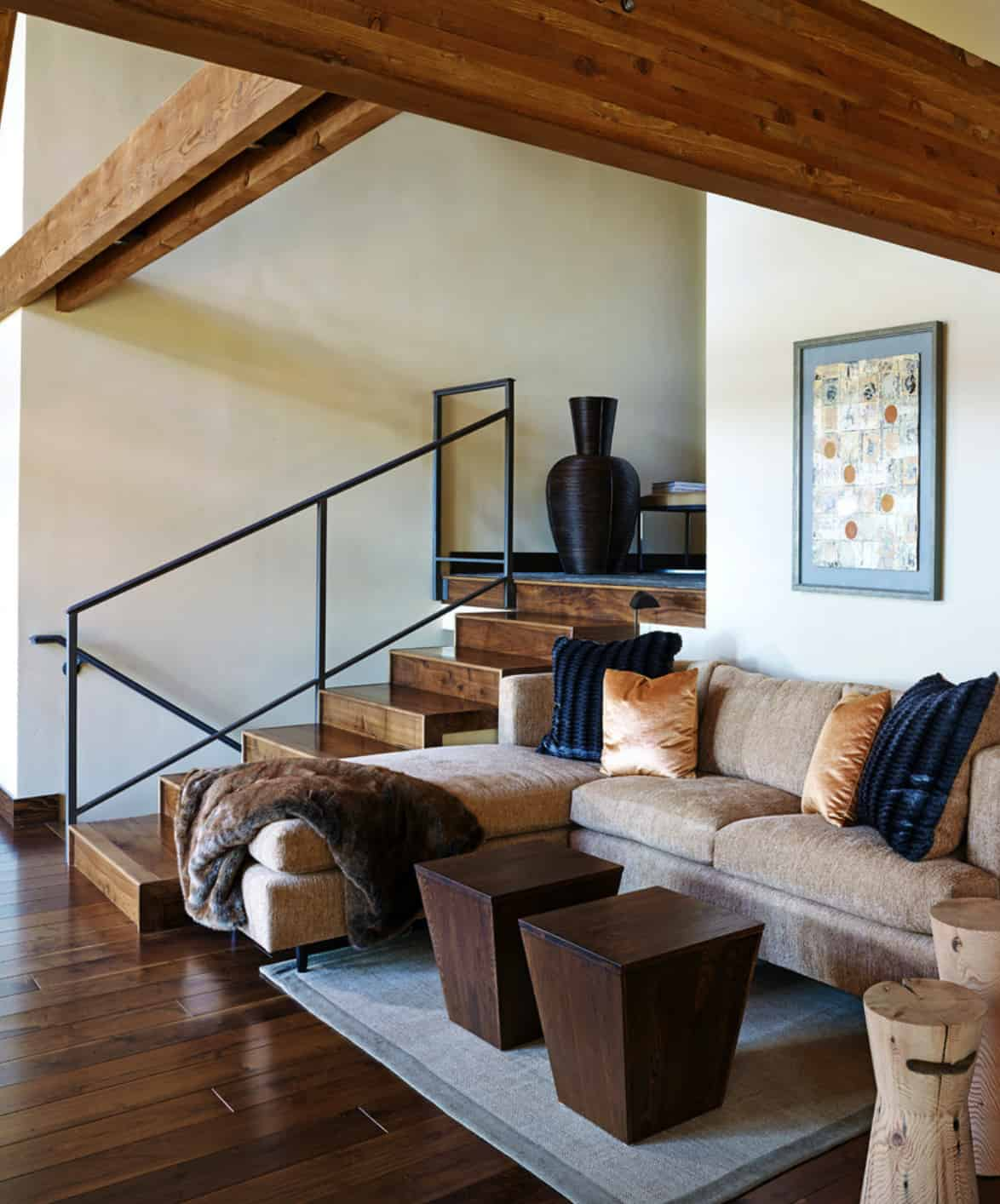Rustic Mountain Retreat-Sierra Sustainable Builders-04-1 Kindesign