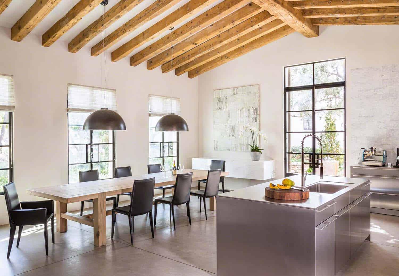 Beautiful Mediterranean Stye Home-OZ Architects-11-1 Kindesign