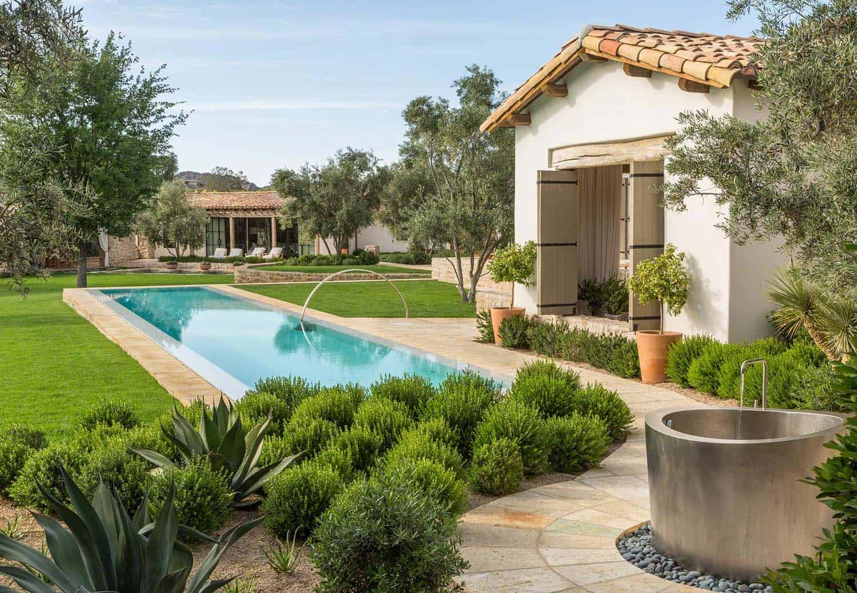 Beautiful Mediterranean Stye Home-OZ Architects-16-1 Kindesign