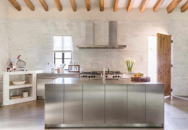 Beautiful Mediterranean Stye Home-OZ Architects-18-1 Kindesign