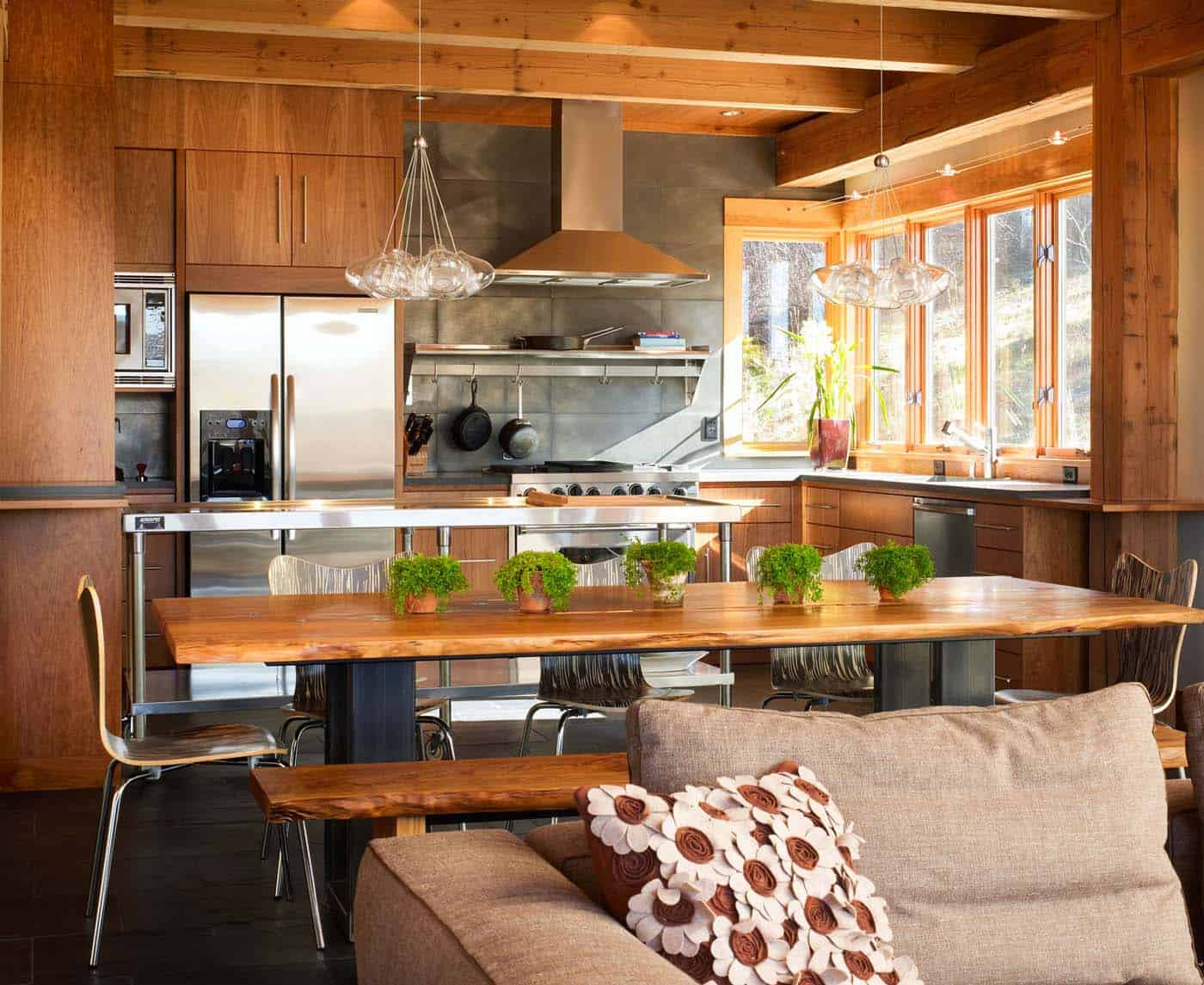 Contemporary Eco-Friendly Home-Robert Hawkins Architects-07-1 Kindesign
