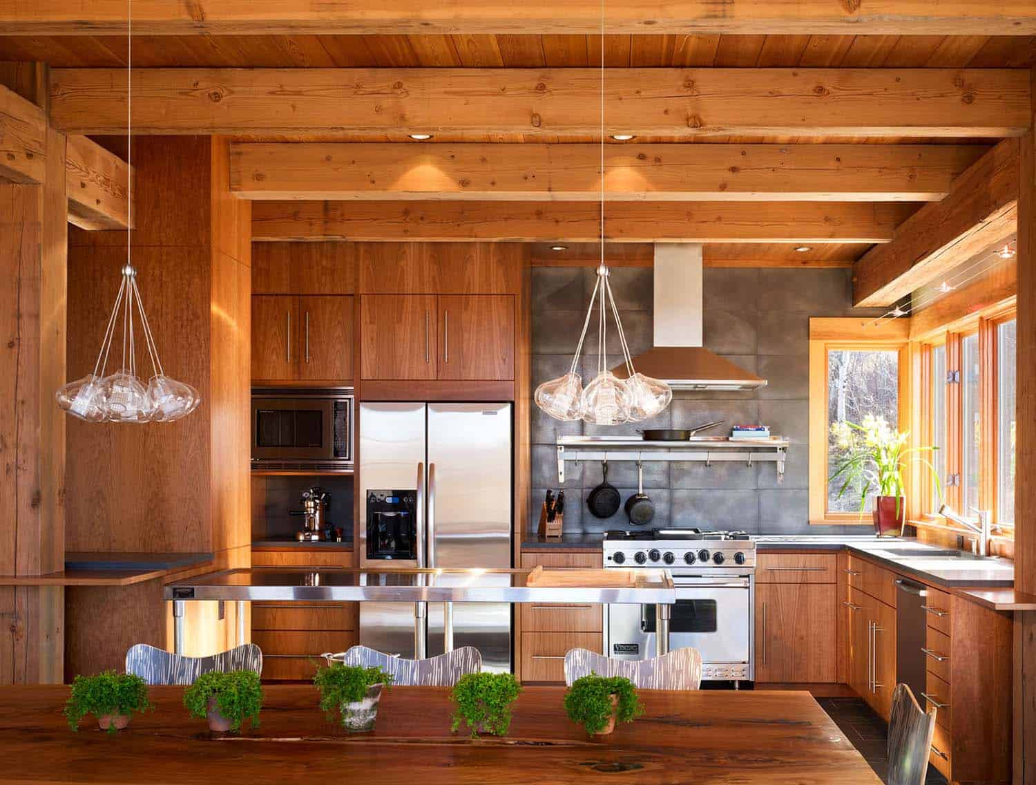 Contemporary Eco-Friendly Home-Robert Hawkins Architects-08-1 Kindesign