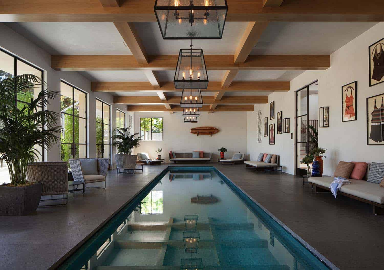 Contemporary Family Compound-Ken Linsteadt Architects-12-1 Kindesign