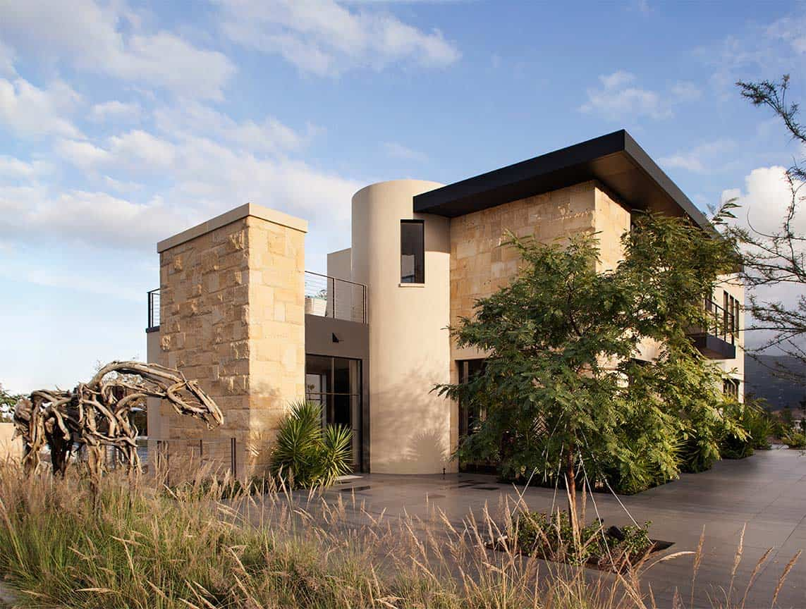 Contemporary Family Compound-Ken Linsteadt Architects-13-1 Kindesign