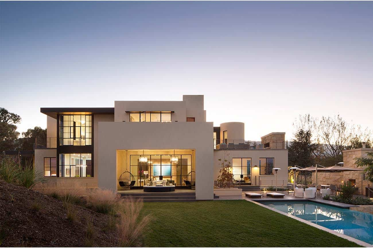 Contemporary Family Compound-Ken Linsteadt Architects-23-1 Kindesign