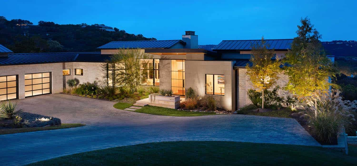 Contemporary Hillside Home-LaRue Architects-04-1 Kindesign