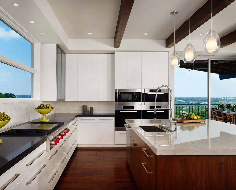 Contemporary Hillside Home-LaRue Architects-07-1 Kindesign
