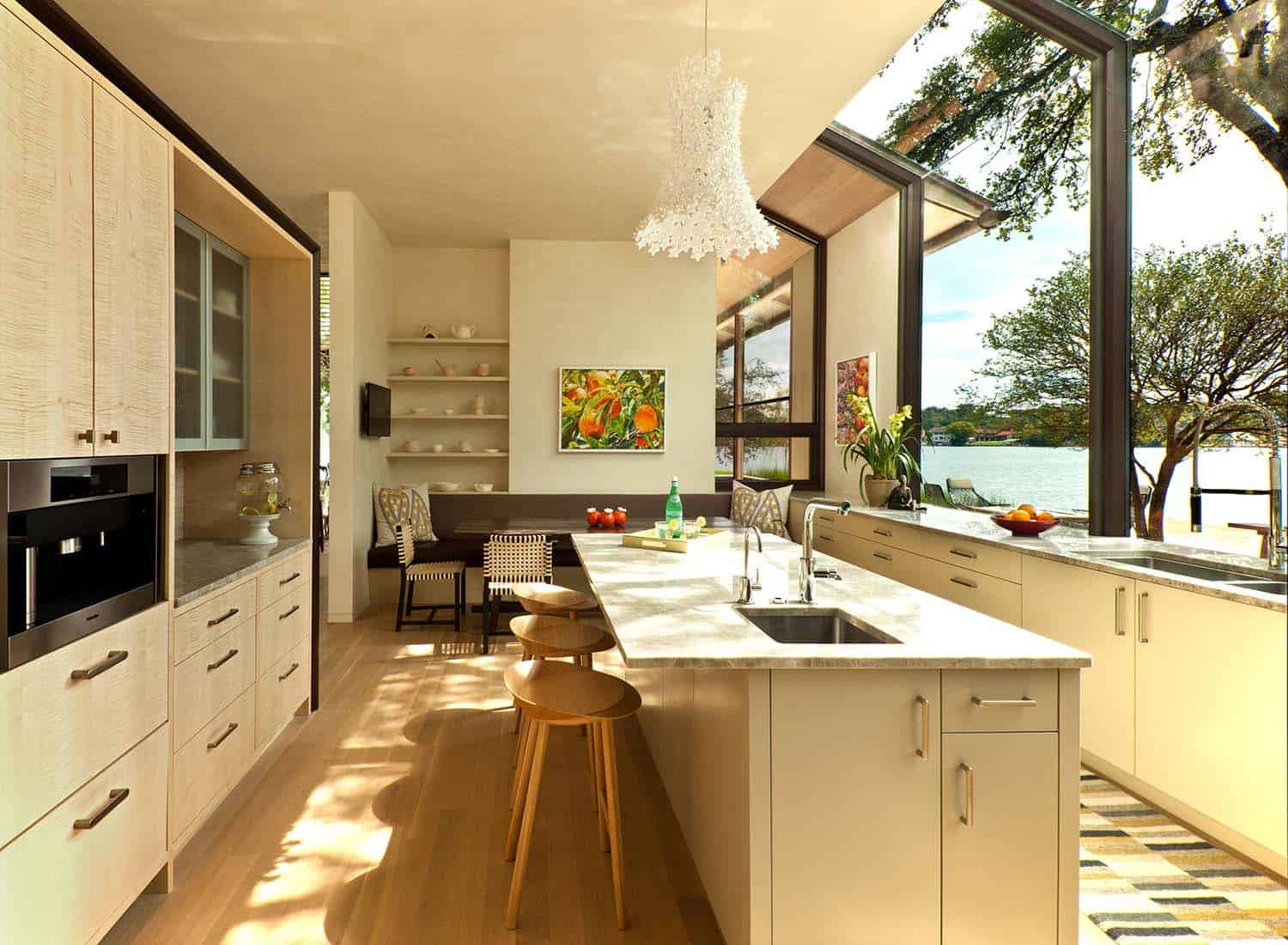 Contemporary Lake House Renovation-Furman Keil Architects-04-1 Kindesign