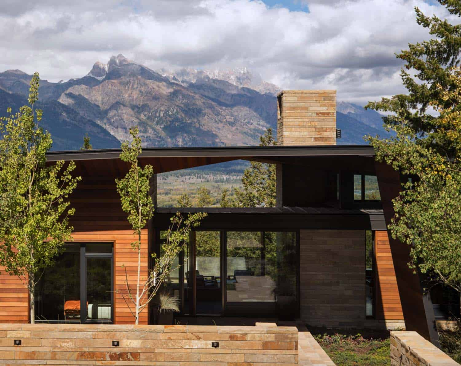 Contemporary Mountain Home-Carney Logan Burke Architects-02-1 Kindesign