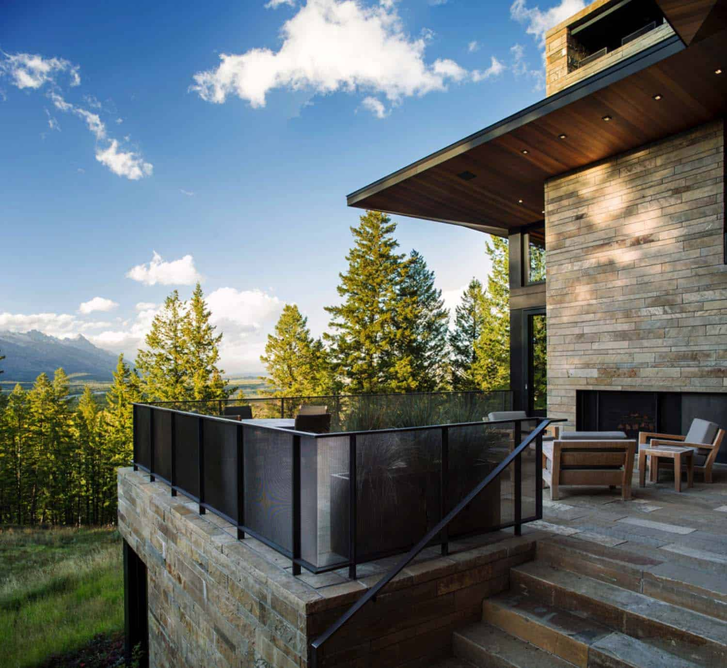 Contemporary Mountain Home-Carney Logan Burke Architects-06-1 Kindesign