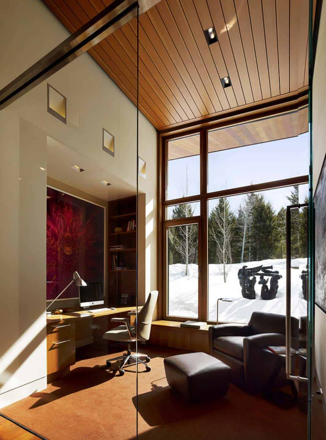Contemporary Mountain Home-Carney Logan Burke Architects-18-1 Kindesign