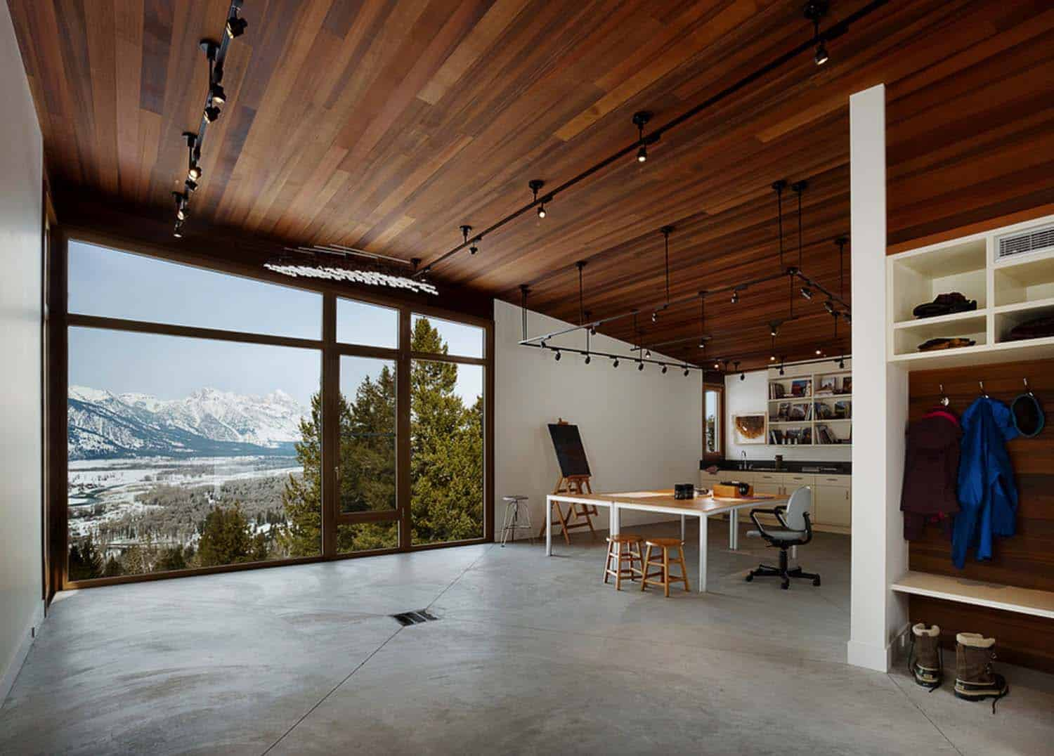 Contemporary Mountain Home-Carney Logan Burke Architects-26-1 Kindesign