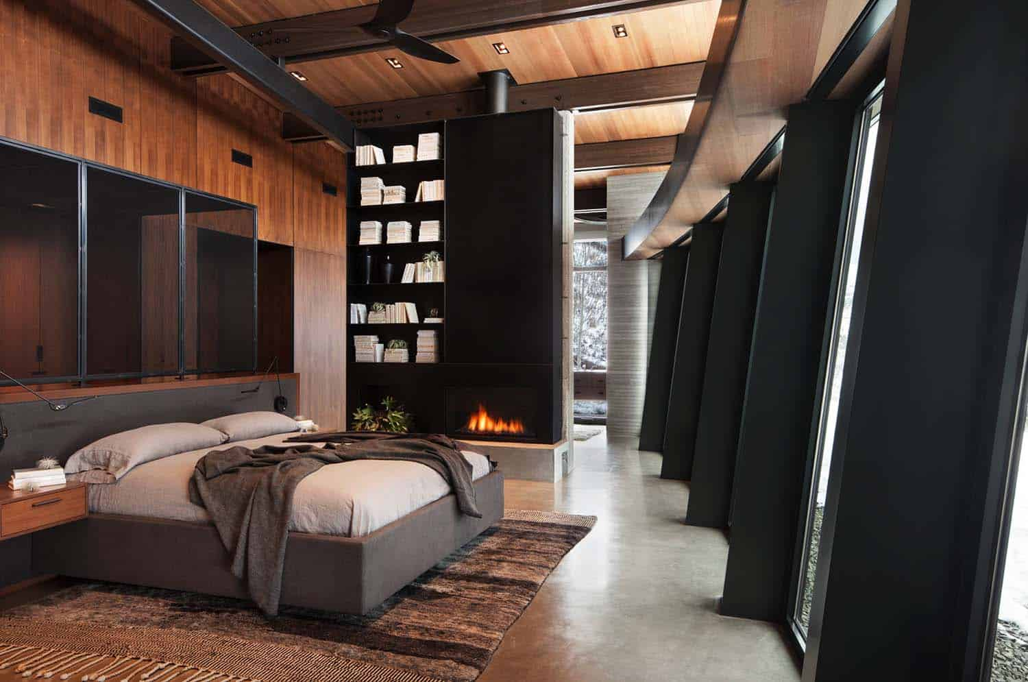 Contemporary Mountain Residence-RKD Architects-05-1 Kindesign