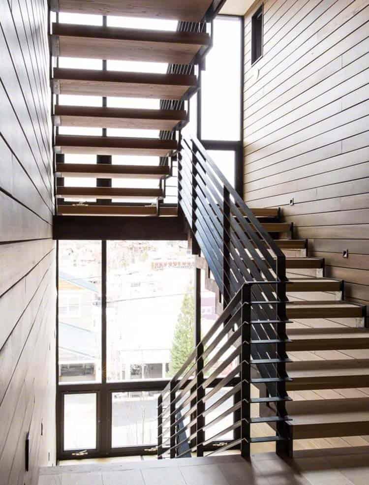 Contemporary Ski House-OZ Architects-03-1 Kindesign