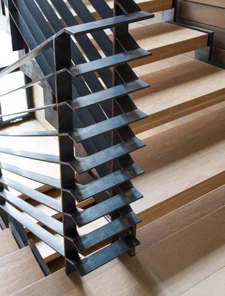 Contemporary Ski House-OZ Architects-04-1 Kindesign