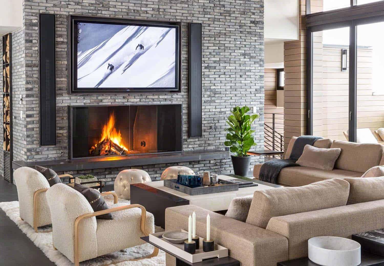 Contemporary Ski House-OZ Architects-05-1 Kindesign
