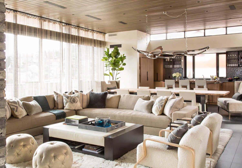 Contemporary Ski House-OZ Architects-06-1 Kindesign