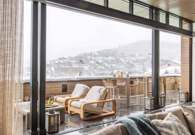 Contemporary Ski House-OZ Architects-07-1 Kindesign