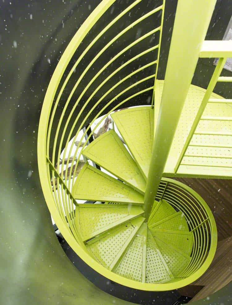 Contemporary Ski House-OZ Architects-29-1 Kindesign