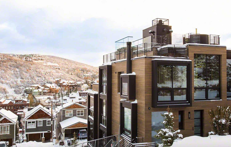 Contemporary Ski House-OZ Architects-36-1 Kindesign