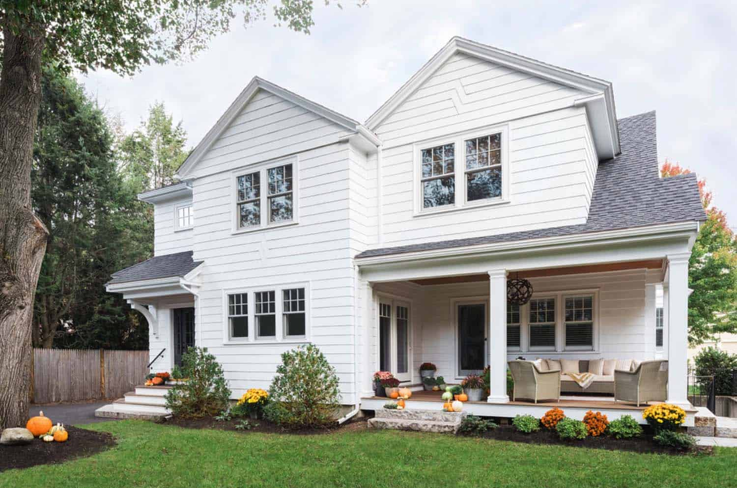 Beautifully renovated Dutch Colonial style home nestled in New England
