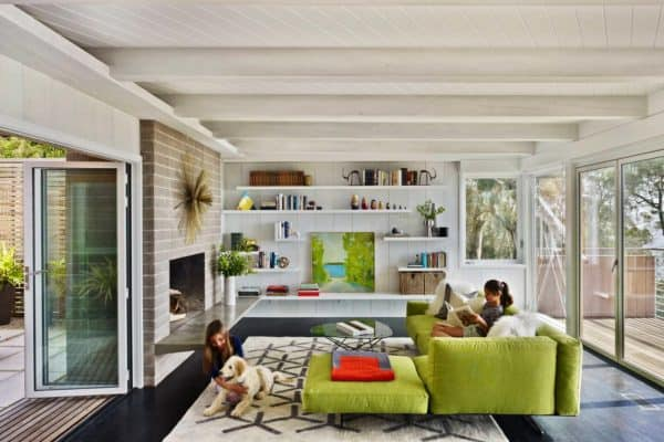 featured posts image for Stunning mid-century modern home renovation in Berkeley Hills