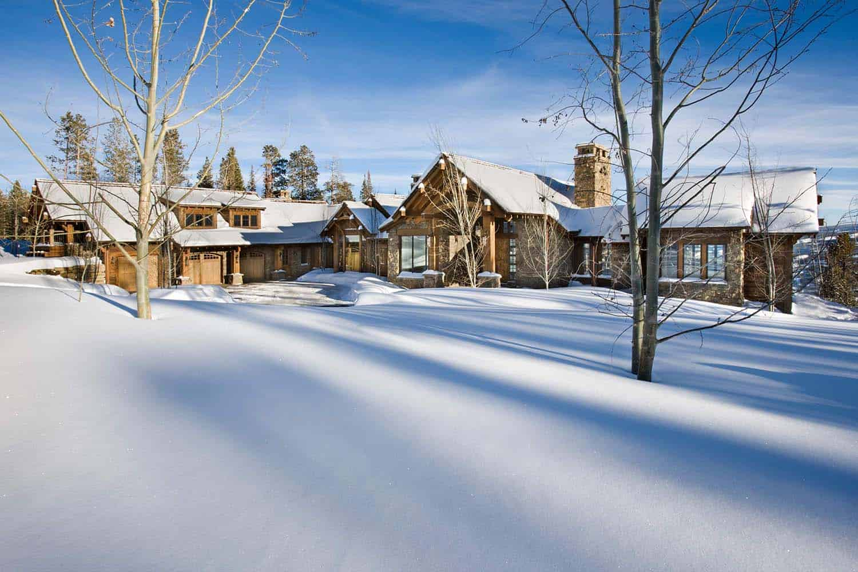 Modern-Rustic Mountain Home-Locati Architects-04-1 Kindesign