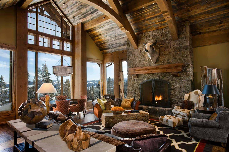 Modern-Rustic Mountain Home-Locati Architects-10-1 Kindesign