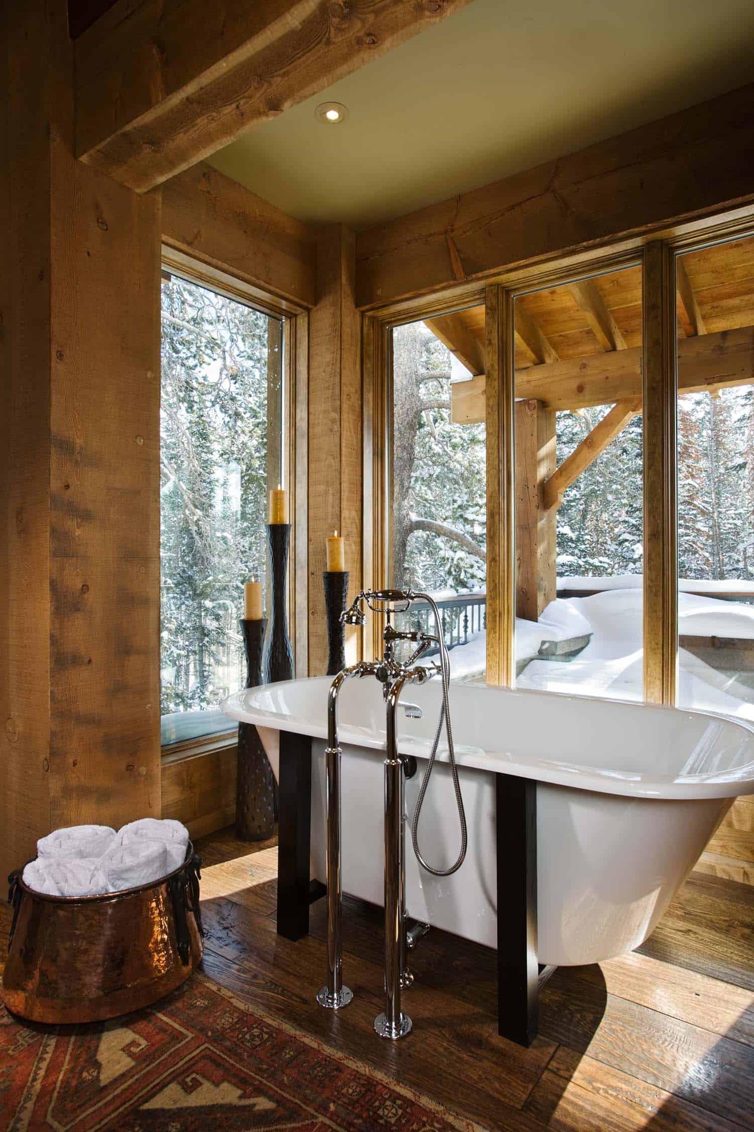 Modern-Rustic Mountain Home-Locati Architects-20-1 Kindesign