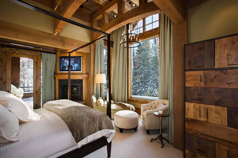 Modern-Rustic Mountain Home-Locati Architects-26-1 Kindesign