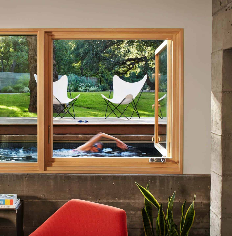 Modern Penthouse Design Overlooking The Minneapolis Lakes: Fabulous Modern Lakeside Retreat Set On The Shores Of Lake