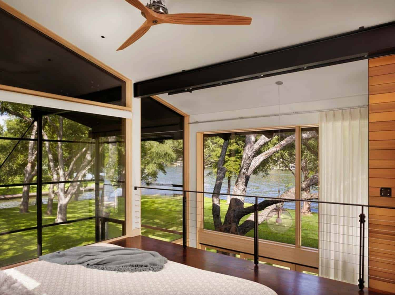 Modern Vacation Retreat-Lake Flato-10-1 Kindesign