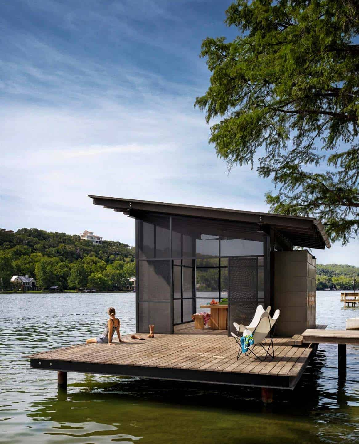 Modern Vacation Retreat-Lake Flato-27-1 Kindesign