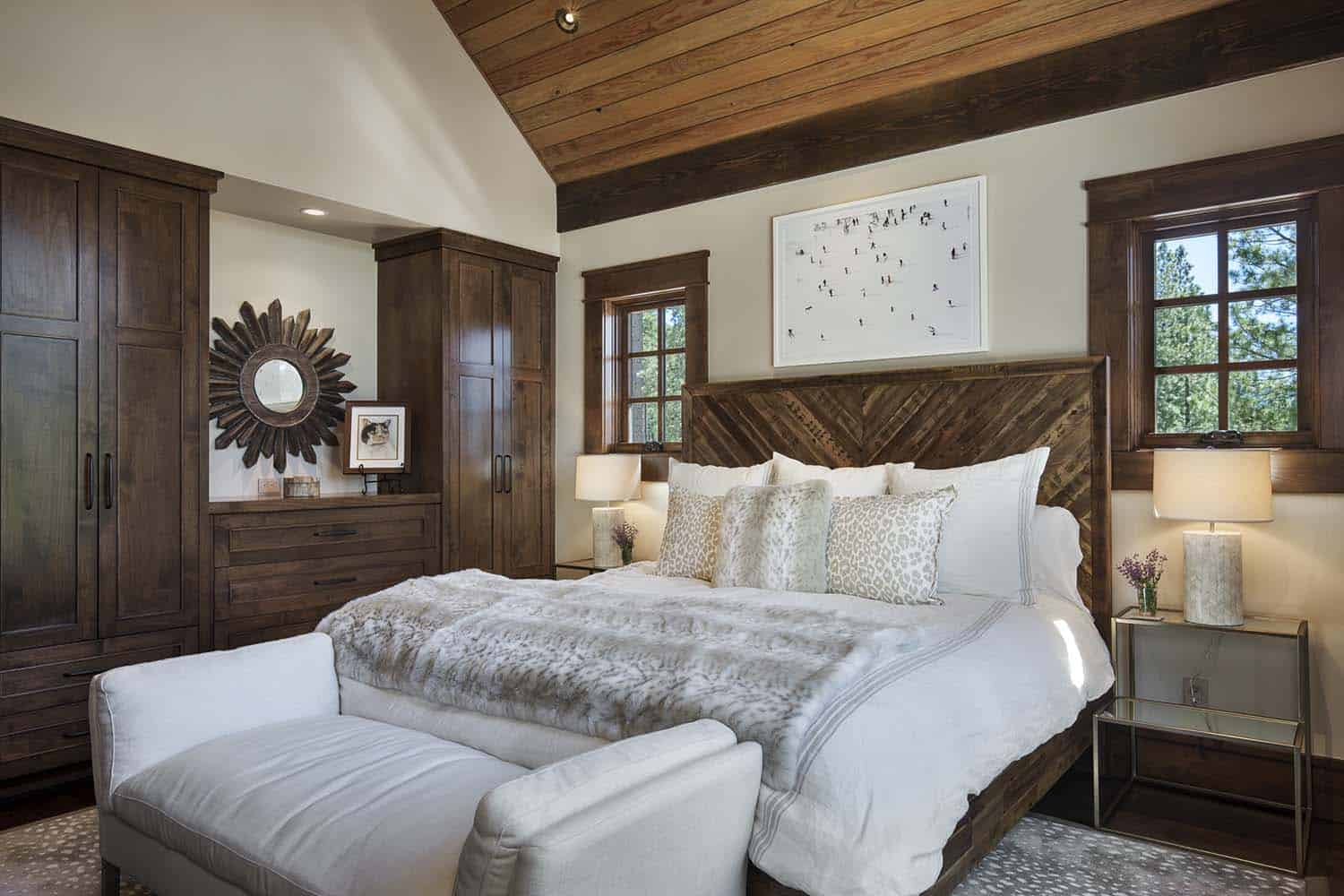 Rustic Mountain Retreat-Kelly Stone Architects-16-1 Kindesign