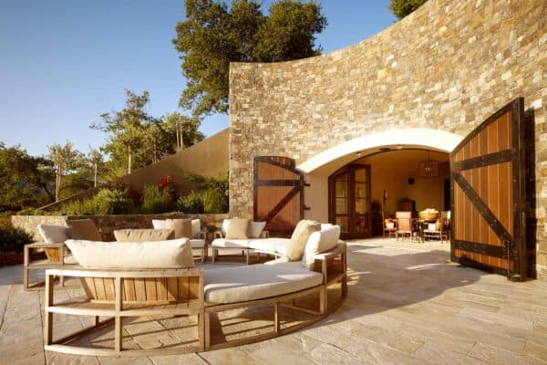 featured posts image for Extraordinary Napa Valley home harmoniously blends with its surroundings