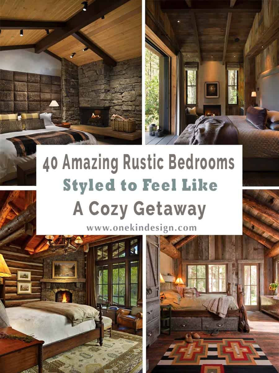 Amazing Cozy-Rustic Bedrooms-00-1 Kindesign